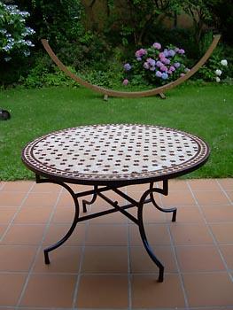 Mosaiktische Garten war genial stil für ihr haus design ideen